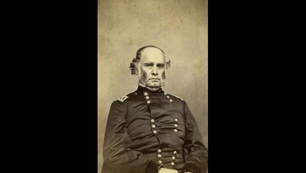 Brigadier General Samuel R. Curtis Commander Army of the Southwest